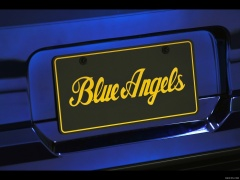 ford mustang gt blue angels edition pic #121557