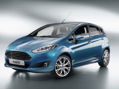 ford fiesta pic #121775
