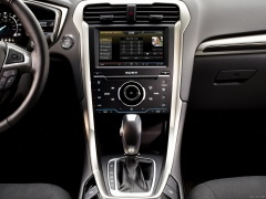 ford fusion hybrid pic #121787