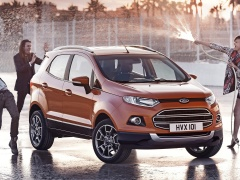 ford ecosport suv pic #121878