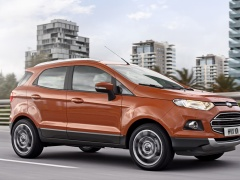 ford ecosport suv pic #121880