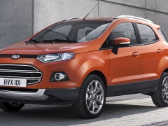 ford ecosport suv pic #121881