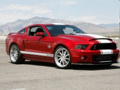 Mustang Shelby GT500 Super Snake photo #131142