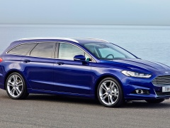 ford mondeo wagon pic #133860