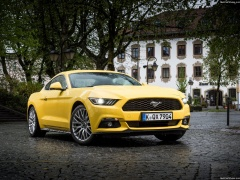 ford mustang eu-version pic #142078