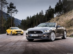 ford mustang convertible eu-version pic #142114