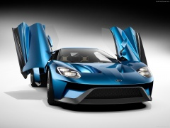 ford gt concept pic #154037