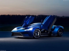ford gt concept pic #154067