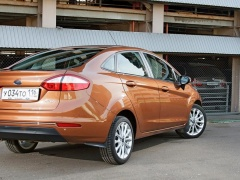 ford fiesta pic #154164