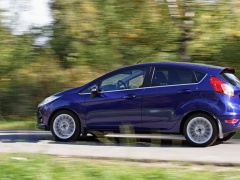 ford fiesta pic #154321
