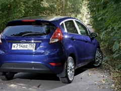 ford fiesta pic #154322