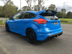 ford focus rs pic #166802