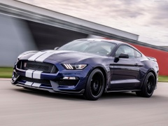 Ford Mustang Shelby GT350 pic