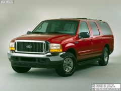 ford excursion pic #3284