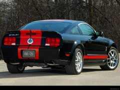 Mustang Shelby GT500 Red Stripe photo #43422