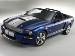 ford mustang shelby gt convertible pic #44803