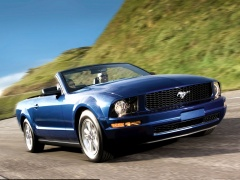 ford mustang shelby gt convertible pic #48071