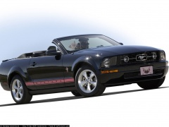 Ford Mustang Shelby GT Convertible pic