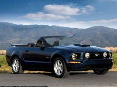 ford mustang shelby gt convertible pic #48073