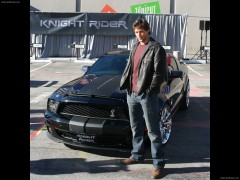 Mustang Shelby GT500KR KITT photo #50118