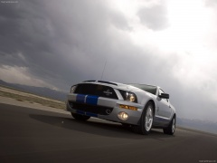 ford mustang shelby gt500kr pic #54436