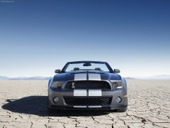 ford mustang shelby gt500 convertible pic #60503