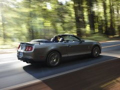 ford mustang shelby gt500 convertible pic #60505