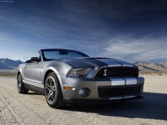 Ford Mustang Shelby GT500 Convertible pic