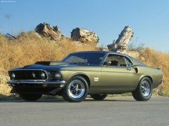 ford mustang boss 429 pic #70217