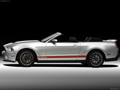 ford mustang shelby gt500 convertible pic #71519