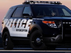 ford explorer police interceptor pic #75489