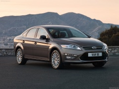ford mondeo 5-door pic #75659