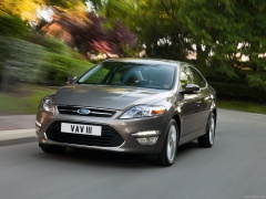 ford mondeo 5-door pic #75660