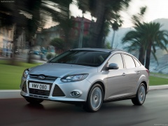 ford focus sedan pic #76056