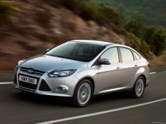 ford focus sedan pic #76062