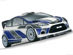 ford fiesta rs wrc pic #76066