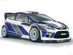 ford fiesta rs wrc pic #76067