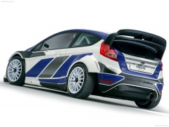 ford fiesta rs wrc pic #76070