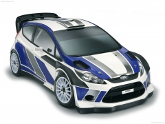 ford fiesta rs wrc pic #76075