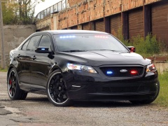 ford taurus police interceptor pic #76584