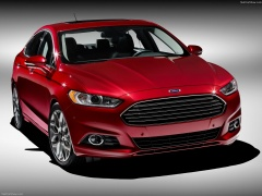 ford fusion pic #88157