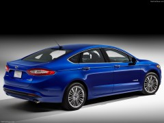 ford fusion hybrid pic #88445