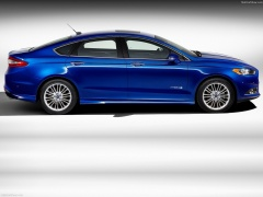 ford fusion hybrid pic #88446