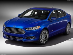 ford fusion hybrid pic #88447