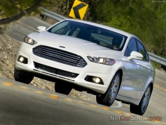 ford fusion pic #95747