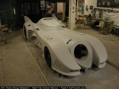 thalon design batmobile pic #44629