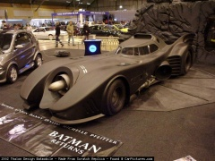 thalon design batmobile pic #44632