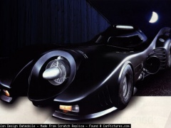 thalon design batmobile pic #44633