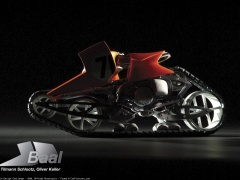 Michelin Design Ball Offroad Motorcycle pic