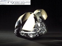michelin design hyanide offroad motorcycle pic #44649